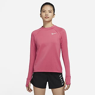 Nike Therma-FIT Element 女子跑步圆领上衣