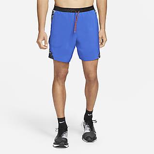 Nike Flex Stride Wild Run Pantalons curts folrats amb eslip de running - Home