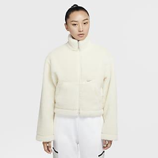 Nike Sportswear Swoosh Chamarra para mujer