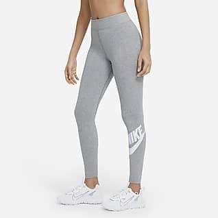 Nike Sportswear Essential Leggings med høyt liv til dame