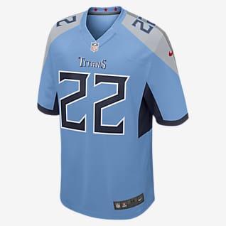 NFL Tennessee Titans Game (Derrick Henry) Men's Football Jersey