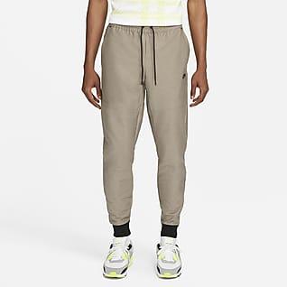 Nike Sportswear Dri-FIT Tech Pack Calças de treino sem forro para homem