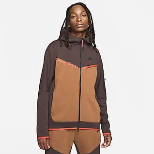 Nike Sportswear Tech Fleece Pánská mikina s kapucí a zipem po celé délce