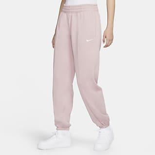 Nike Sportswear Essential 女子起绒长裤