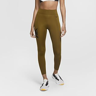 Nike Pro Women's 7/8 Graphic Leggings