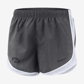 Nike College Tempo (Iowa) Shorts de running para mujer