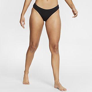 Nike Essential Scoop Slip bikini da bagno - Donna