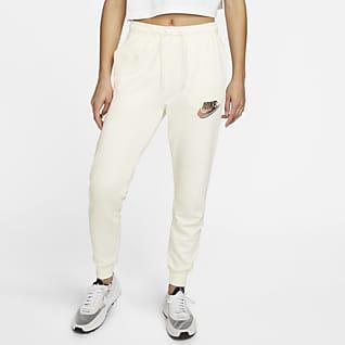 Nike Sportswear Essentials Fleece-Hose für Damen