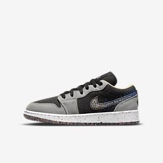 Air Jordan 1 Low SE Big Kids' Shoe
