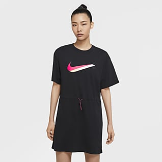 Nike Sportswear Kurzärmliges Damenkleid