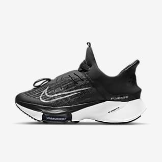 Nike Air Zoom Tempo NEXT% FlyEase 女款跑鞋