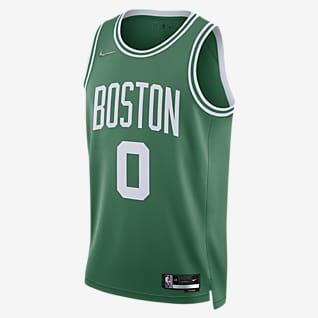 Boston Celtics Diamond Icon Edition Nike Dri-FIT NBA Swingman Jersey