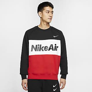 Nike Air Fleece Erkek Crew Üst