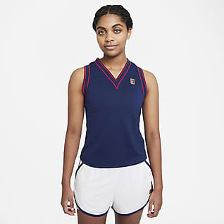NikeCourt Dri-FIT Slam Tennis-Tanktop für Damen