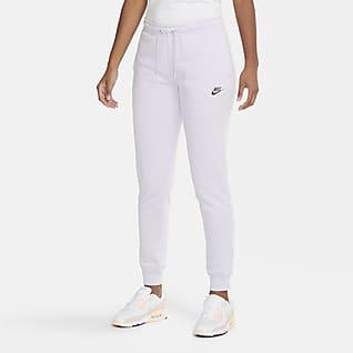 Nike Sportswear Calças de lã cardada para mulher
