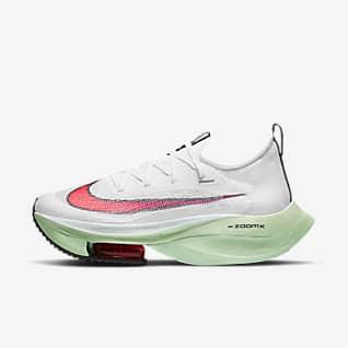 Nike Air Zoom Alphafly NEXT% Tävlingssko för kvinnor