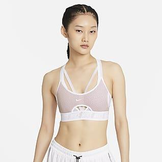 Nike Indy UltraBreathe Bra deportivo con almohadilla de baja sujeción para mujer
