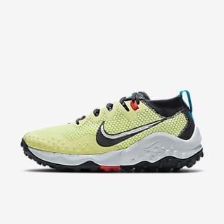 Nike Wildhorse 7 Arazi Tipi Kadın Koşu Ayakkabısı