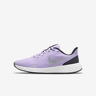 Nike Revolution 5 Löparsko för ungdom