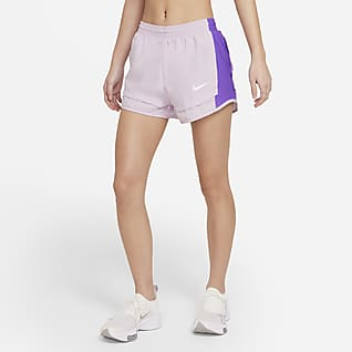 Nike Tempo Icon Clash กางเกงวิ่งขาสั้นผู้หญิง