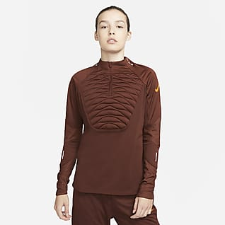Nike Therma-FIT Strike Winter Warrior Γυναικεία ποδοσφαιρική μπλούζα προπόνησης