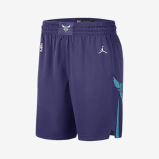 Hornets Statement Edition 2020 Short Jordan NBA Swingman pour Homme