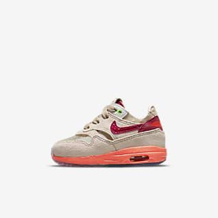 Nike x CLOT Air Max 1 Baby & Toddler Shoe