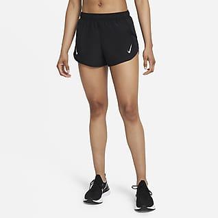Nike Dri-FIT Tempo Race Löparshorts för kvinnor