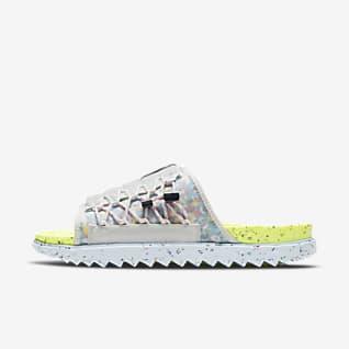 Nike Asuna Crater Slipper voor heren