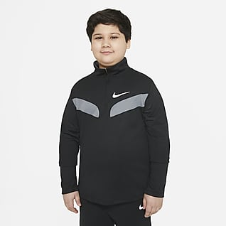 Nike Sport Big Kids' (Boys') Long-Sleeve Training Top (Extended Size)