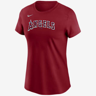 MLB Los Angeles Angels (Mike Trout) Women's T-Shirt