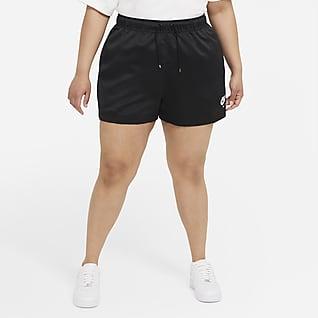 Nike Air Women's Woven High-Rise Shorts (Plus Size)