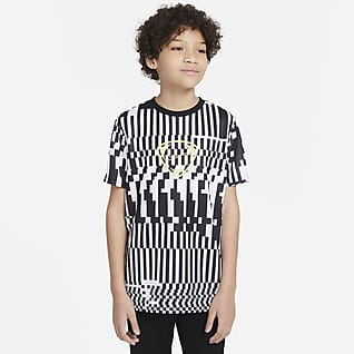 Nike Dri-FIT Academy Big Kids' Soccer T-Shirt