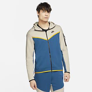 Nike Sportswear Tech Fleece Мужская худи с молнией во всю длину