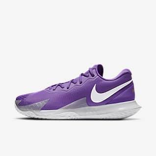 NikeCourt Zoom Vapor Cage 4 Rafa Sapatilhas de ténis para piso duro para homem
