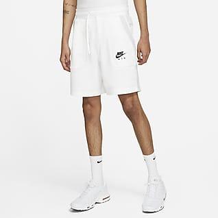 Nike Air Мужские шорты из ткани френч терри