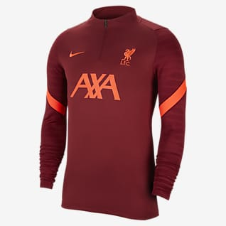Liverpool F.C. Strike Men's Football Drill Top
