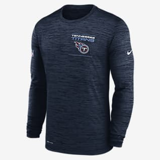 Nike Dri-FIT Sideline Velocity Legend (NFL Tennessee Titans) Men's Long-Sleeve T-Shirt