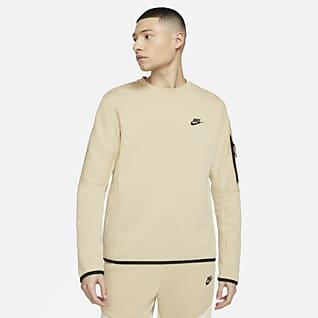 Nike Sportswear Tech Fleece Herenshirt met ronde hals