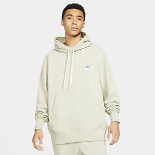 Nike Sportswear Men's Classic Fleece Pullover Hoodie