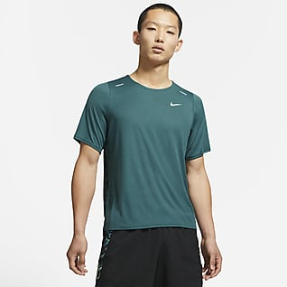 Nike Rise 365 Wild Run Men's Short-Sleeve Top