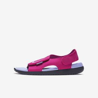 Nike Sunray Adjust 5 V2 Sandalias para niños talla pequeña/grande