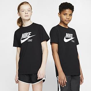 Nike Sportswear Texas Playera para niños talla grande