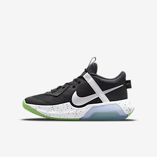 Nike Air Zoom Crossover Big Kids' Basketball Shoes