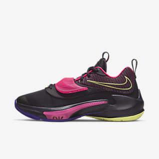Zoom Freak 3 EP 男/女篮球鞋