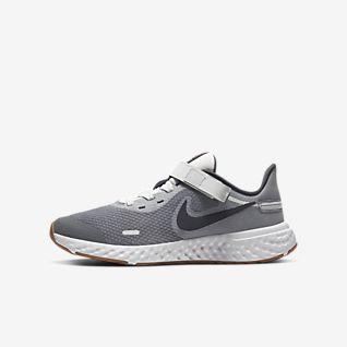 Nike Kids' Grade School Revolution 5 MC Running Shoes
