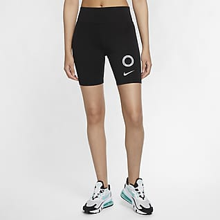 Nigeria Women's Bike Shorts