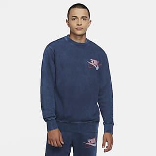 Nike Sportswear Camisola em tecido moletão para homem