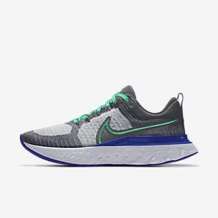 Nike React Infinity Run Flyknit 2 By You Calzado de running personalizado