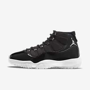 Chaussure Nike Air Jordan 11 Femme Blanc Or Chaussure pour